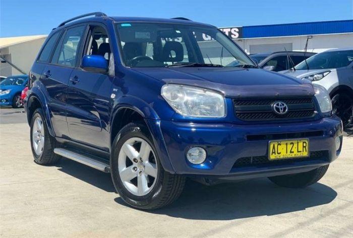 used toyota rav4 car for sale in nsw australia best price 2004 toyota rav4 cruiser 4x4 aca23r